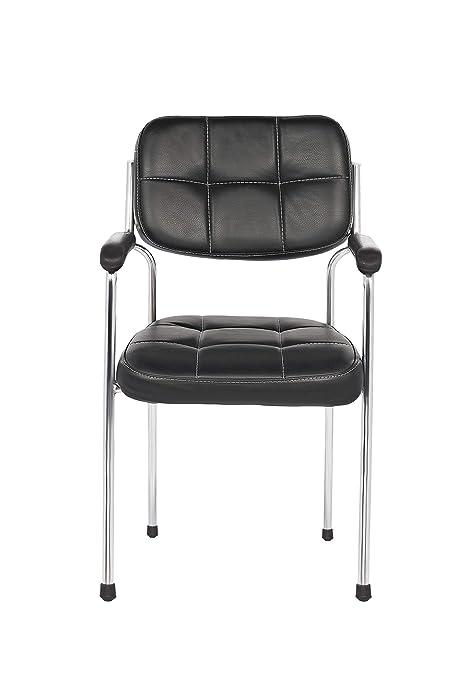 Rajgarhwala Furnitures Black Office Chair