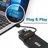 Rocketek CFast 2.0 Card Reader & USB 3.0 to SATA