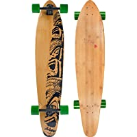 JUCKER HAWAII Longboard Skateboard Makaha Bambú - Diferentes