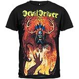 Old Glory Devildriver - Exorcism T-Shirt