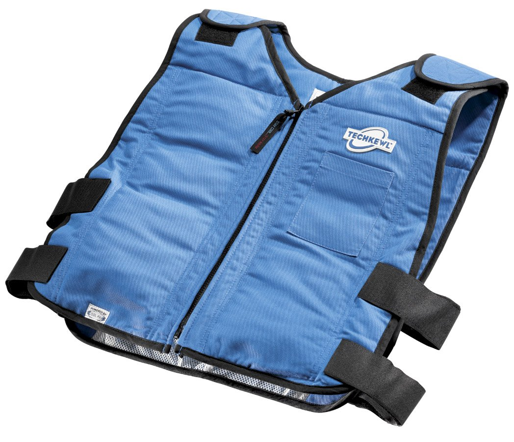 【訳あり】 Fire B007KJIO7A Resistant冷却ベスト Fire x、ブルー、banwearコットン、2 x l B007KJIO7A, ベッド&ハウスクリーニング:fde2b13b --- a0267596.xsph.ru