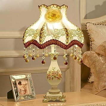 DEE Lámparas de Mesa Decorativas de Lujo de la lámpara de ...