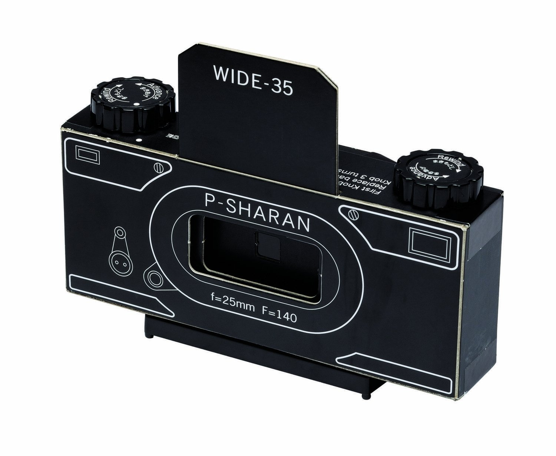 Sharan SW-35 DIY Make and Shoot Panoramic Pinhole 35mm Film Camera Kit