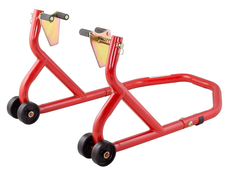 BikeTek Series 3 recinto supporti - anteriore PDSFRT