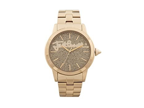Image Unavailable. Image not available for. Color  Just Cavalli GLAM CHIC  Mohair Women s Champagne Watch 5c2d53c13d0