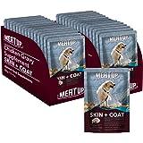 Meat Up Chicken Gravy Supplement, Skin+Coat- 80g, Pack of 15 (Buy 1 Get 1 Free)