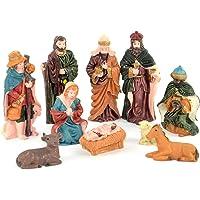SHATCHI Holy - Juego de 10 figuras movibles