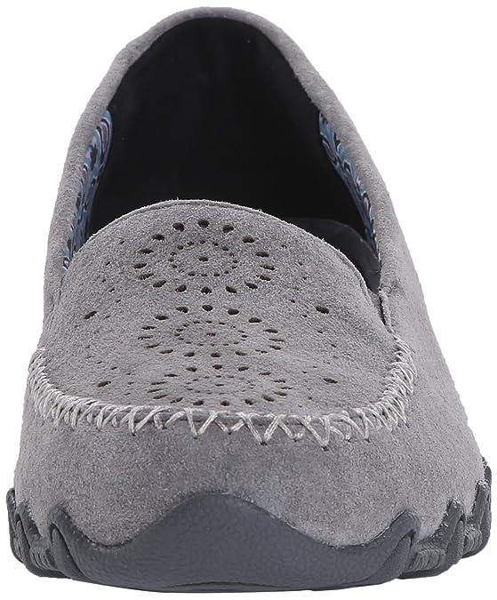 Skechers Bikers Pedestrian, Zapatillas de Estar por casa para Mujer: Skechers: Amazon.es: Zapatos y complementos