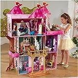 Amazon Com Kidkraft Majestic Mansion Dollhouse Toys Amp Games