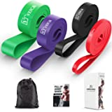 VEICK Resistance Band Set, Pull Up Assist Bands,Exercise Resistance Bands for Resistance Training,Work Out Fitness Bands…