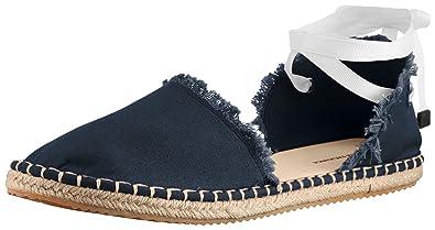 099f2575536a A X Armani Exchange Women s Canvas Espadrille Sandal