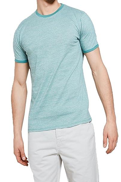 Threadbare - Camiseta - Ajustada - para hombre: Amazon.es: Ropa y accesorios