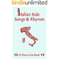 Italian Kids Songs and Rhymes book cover