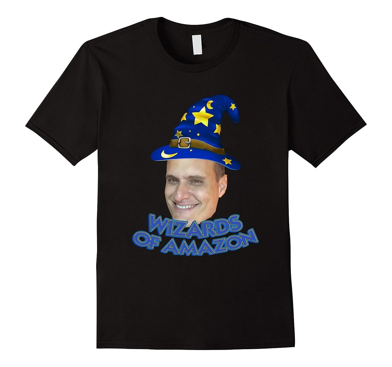 Wizards of Amazon groupie T Shirt-TJ
