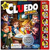 Hasbro Gaming Cluedo Junior (Gioco in Scatola), C1293103