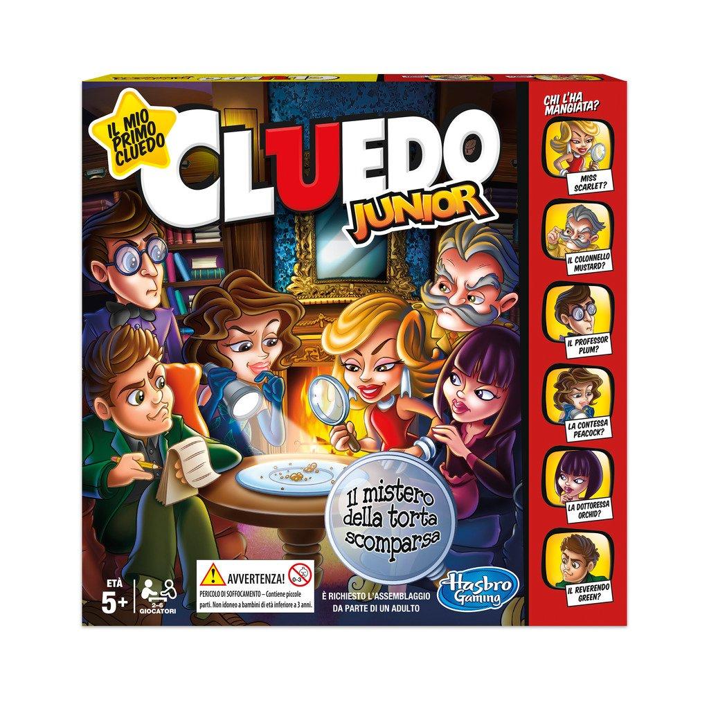 Cluedo Junior (Gioco in Scatola)