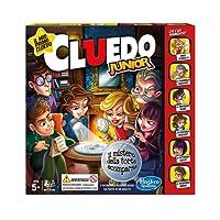 Hasbro Gaming - Cluedo Junior Gioco da tavolo, C1293103