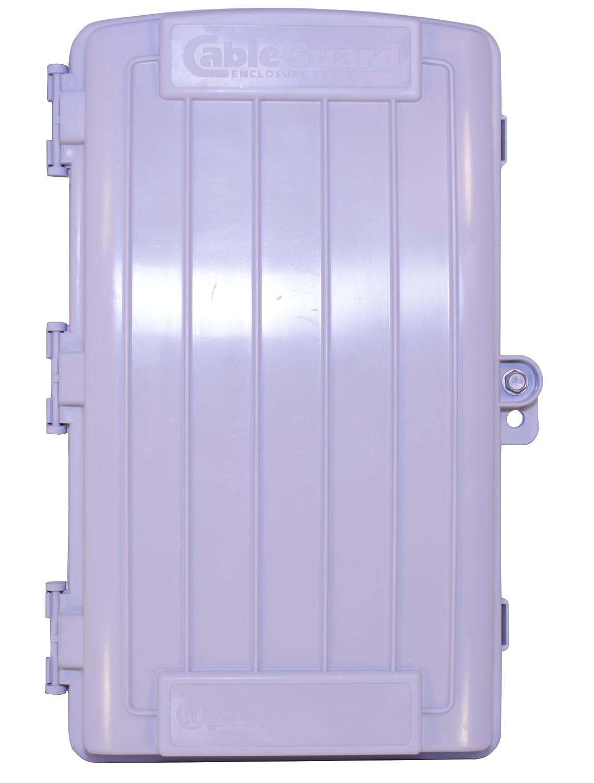 CableGuard CG 2000 Coax Demarcation Enclosure