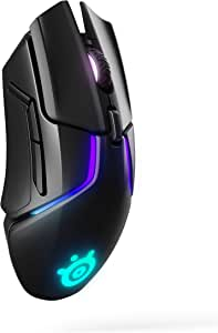 SteelSeries Rival 650 Quantum Wireless Gaming Mouse 62456 PC