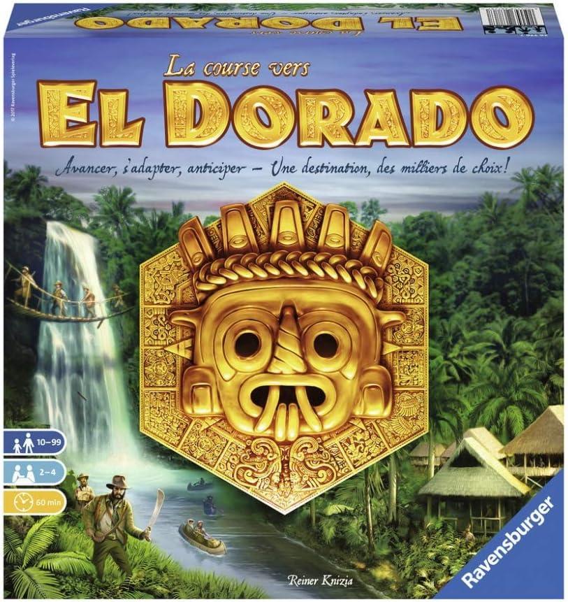Ravensburger – El Dorado, 26776 versión francés: Amazon.es: Juguetes y juegos