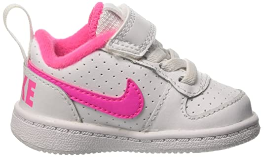 factory authentic 65c5c 55e97 Nike Unisex Babies Court Borough Low (TDV) Slippers  Amazon.co.uk  Shoes    Bags