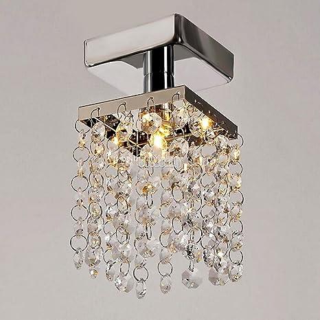 eshion modern crystal chandeliers rain drop crystal pendant lights