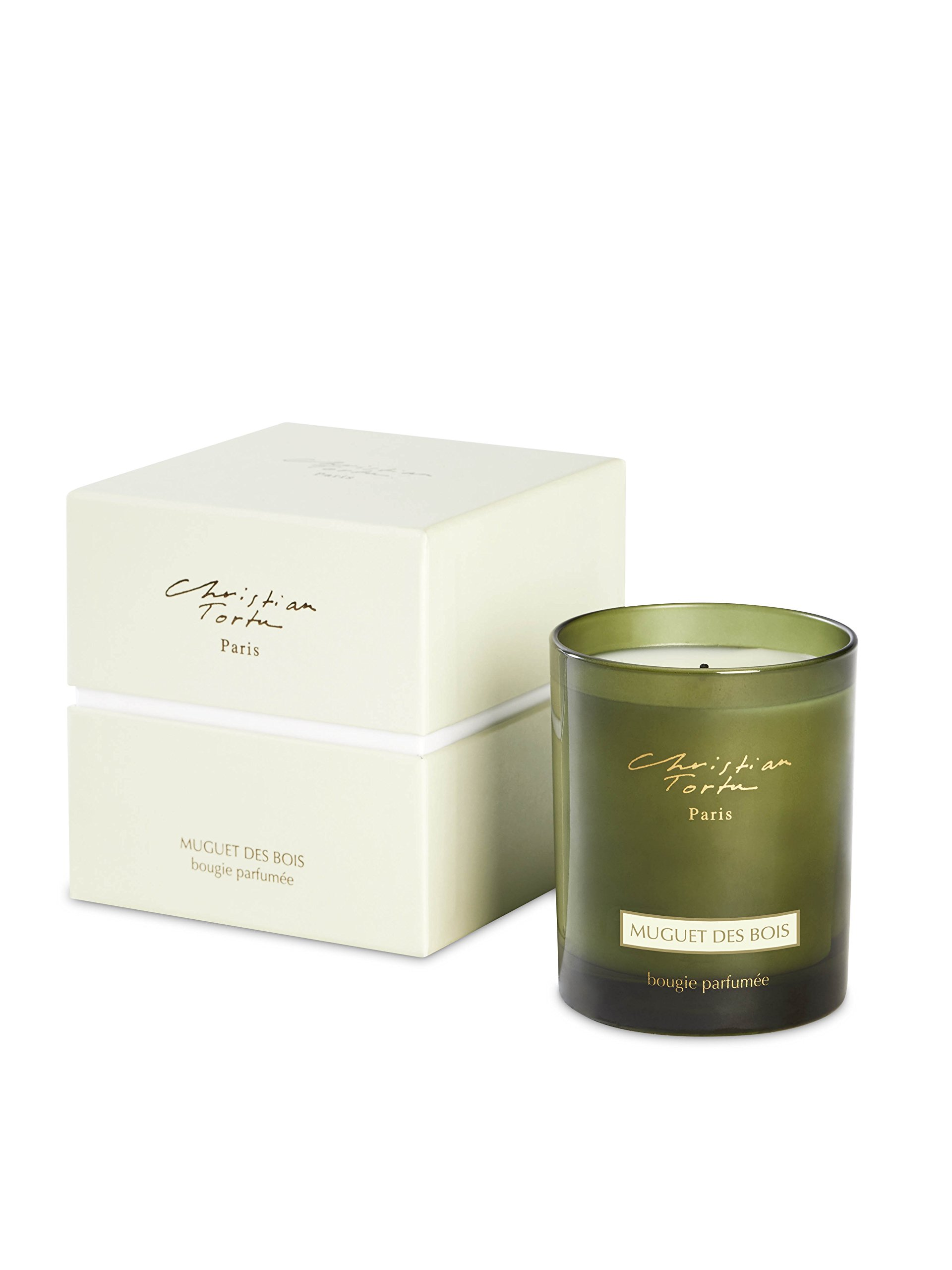 Christian Tortu Muguet des Bois (Lilly of the Valley) Candle
