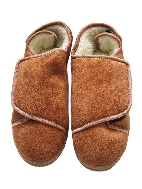 Inther - Max - Zapatillas de estar por casa para mujer Fauve: Amazon.es: Zapatos y complementos