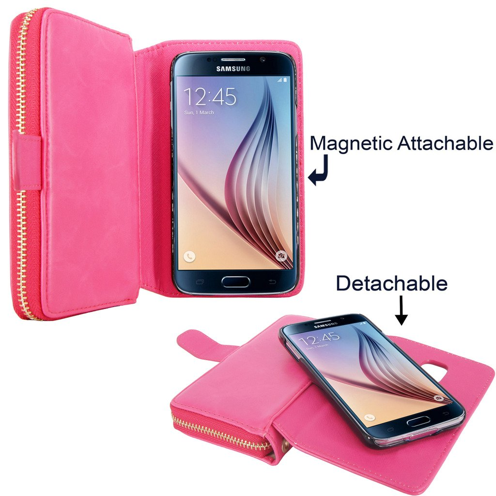Cellularvilla Leather Magnetic Detachable Samsung Image 2