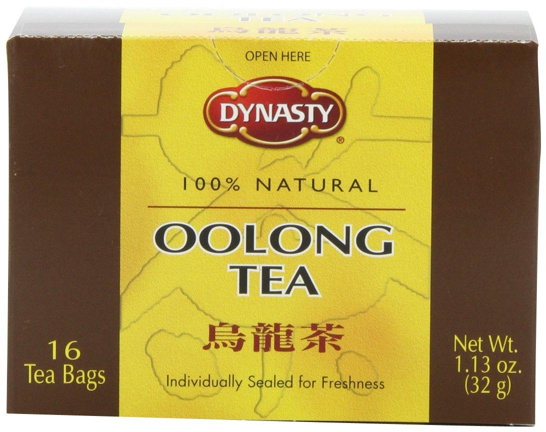 Dynasty Tea, Oolong, 1.13-Ounce (Pack of 6) by Dynasty