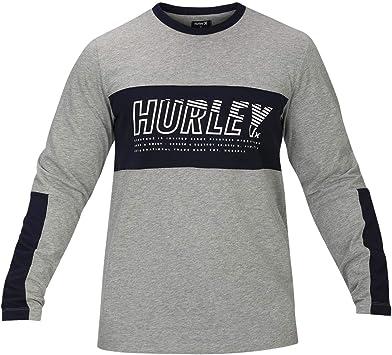 Hurley M DF Harvey Onshore L/S - Camisa Hombre: Amazon.es: Deportes y aire libre