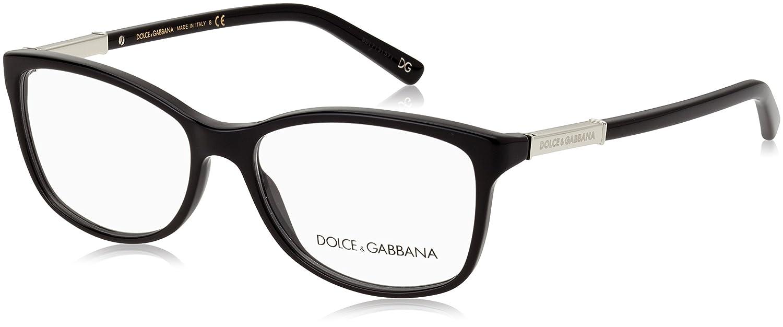 Dolce & Gabbana Montatura Mod. 3107 501 54_501 (54 mm) Nero
