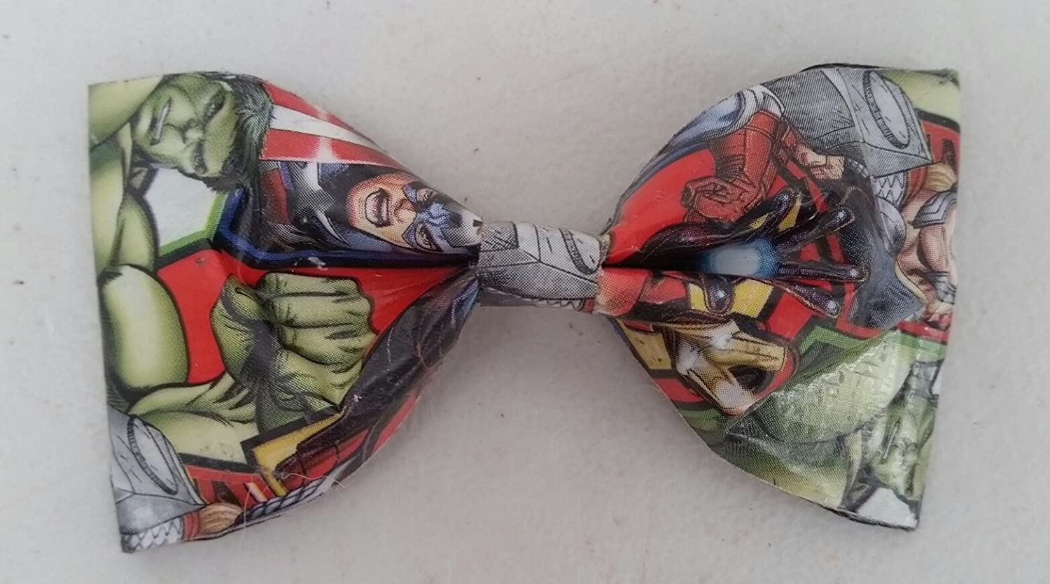 Avengers Bobby Pin Hair Bow or Bow Tie
