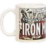 Semic Distribution - SMUG014 - Ameublement et Décoration - Mug Marvel Retro Série 1 - Iron Man