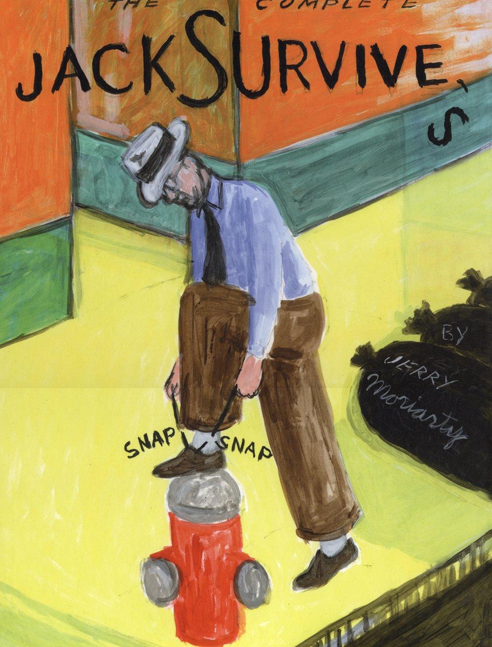 Theplete Jack Survives: Jerry Moriarty: 9780980003932: Amazon: Books