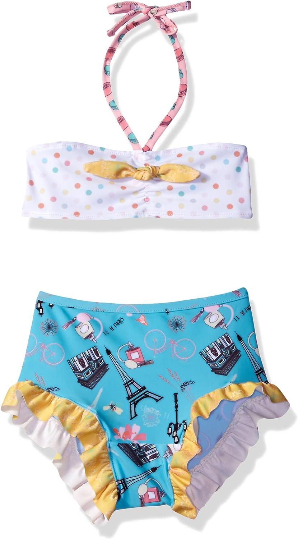 Jelly the Pug Girls Katherine Bow Bikini