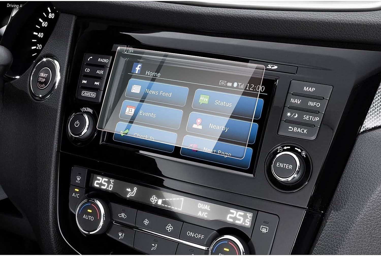 Cdefg For Nissan X Trail T32 Navigation Glass Film 9h Elektronik