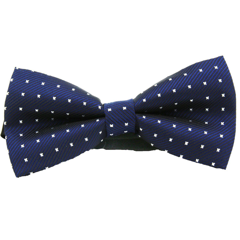 BOROLA Elegant Pre-tied Adjustable Mens Bow Tie for Men Boys