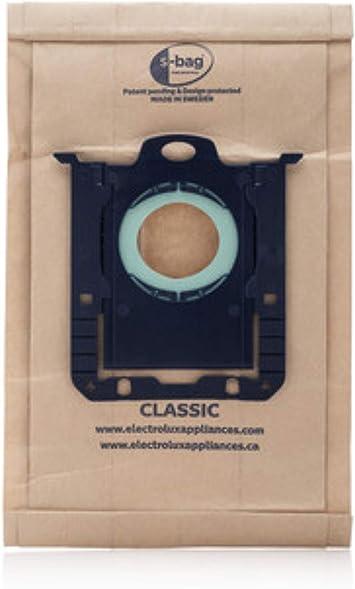 16 x ELECTROLUX JETMAX DUST /& GONE VACUUM BAGS  GENUINE  BAGS MEGA PACK NEW