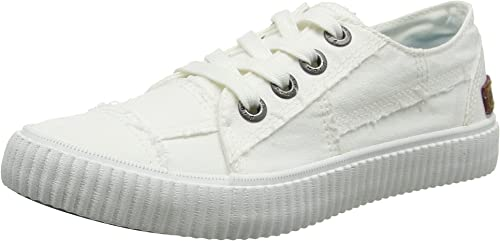 Blowfish Women Cablee Trainers, White