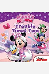 Minnie's Bow-Toons:  Trouble Times Two (Disney Storybook (eBook)) Kindle Edition