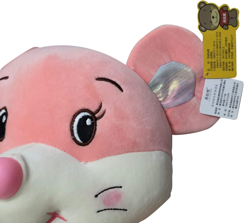 Gray, 17 inch Cute rabbit Mouse Plush Toy Stuffed Animal Toy Rat Plush Animal Doll