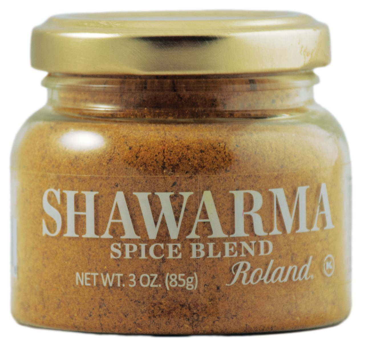 Roland Foods Shawarma Spice Blend, Specialty Imported Food, 3-Ounce Jar