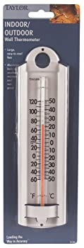 Taylor Aluminum Outdoor Thermometer