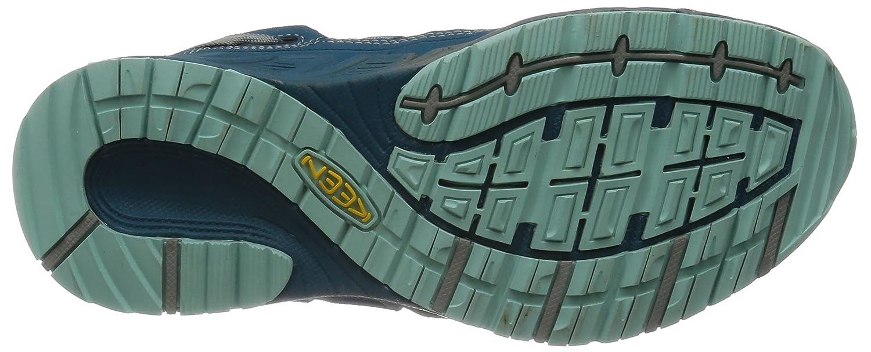 KEEN Women's Versatrail Shoe B00ZG2F7Y6 10 B(M) US|Ink Blue/Eggshell Blue