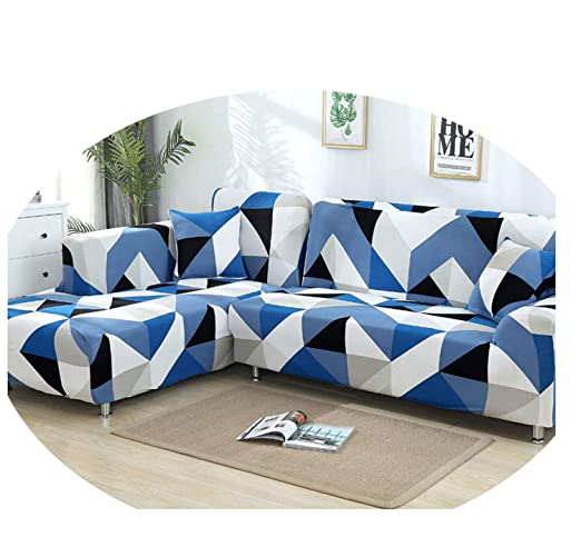 Sofa Cover Elastic Couch Cover Sectional Chair Cover It ...