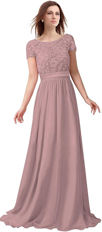 Vintage Mauve Lily Anny Short Sleeve Two Piece Set Mother of The Bride Dresses L230LF