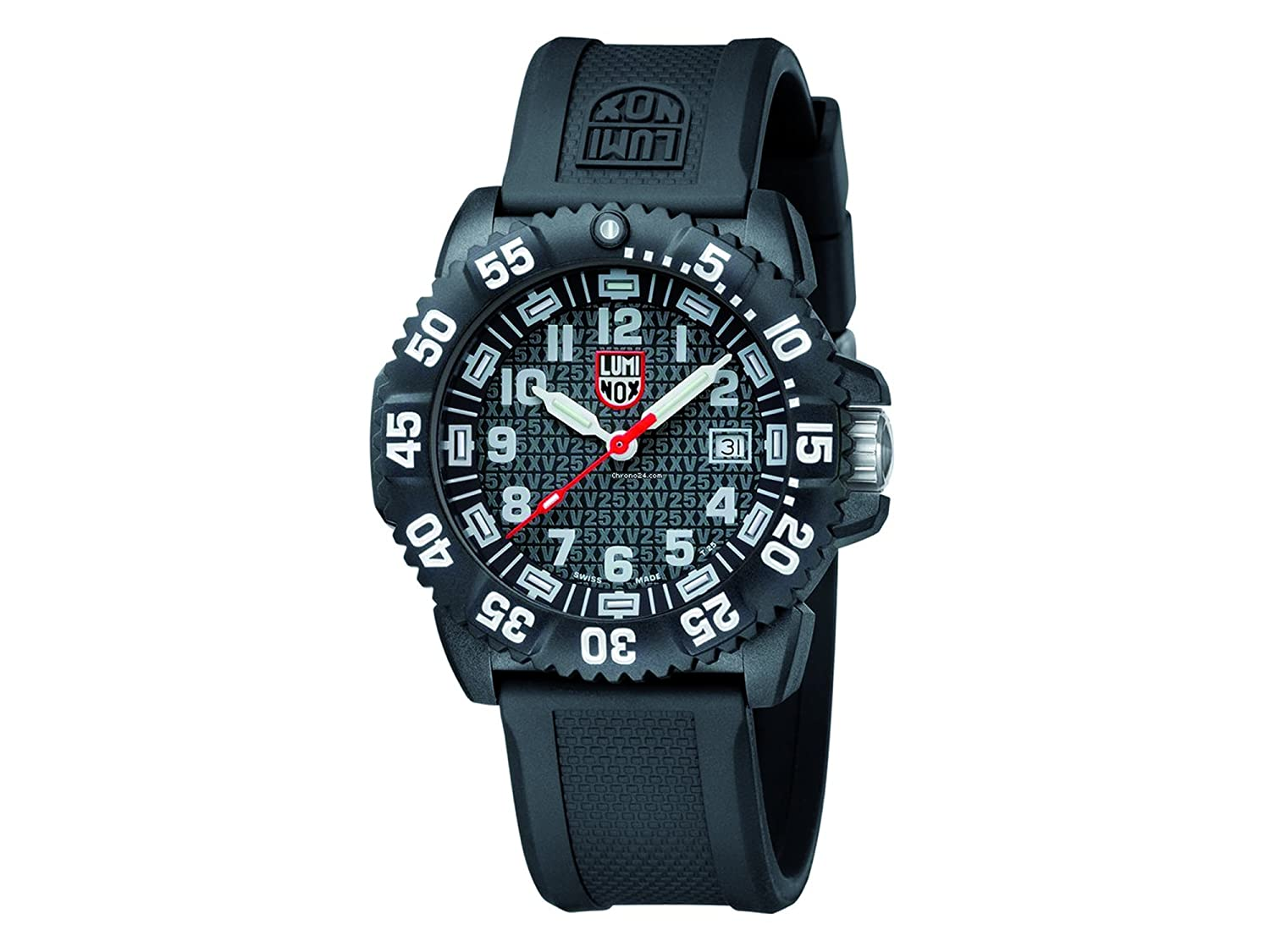 Luminox Herren-Armbanduhr 25TH ANNIVERSARY Analog Quarz Kautschuk 3051.25TH