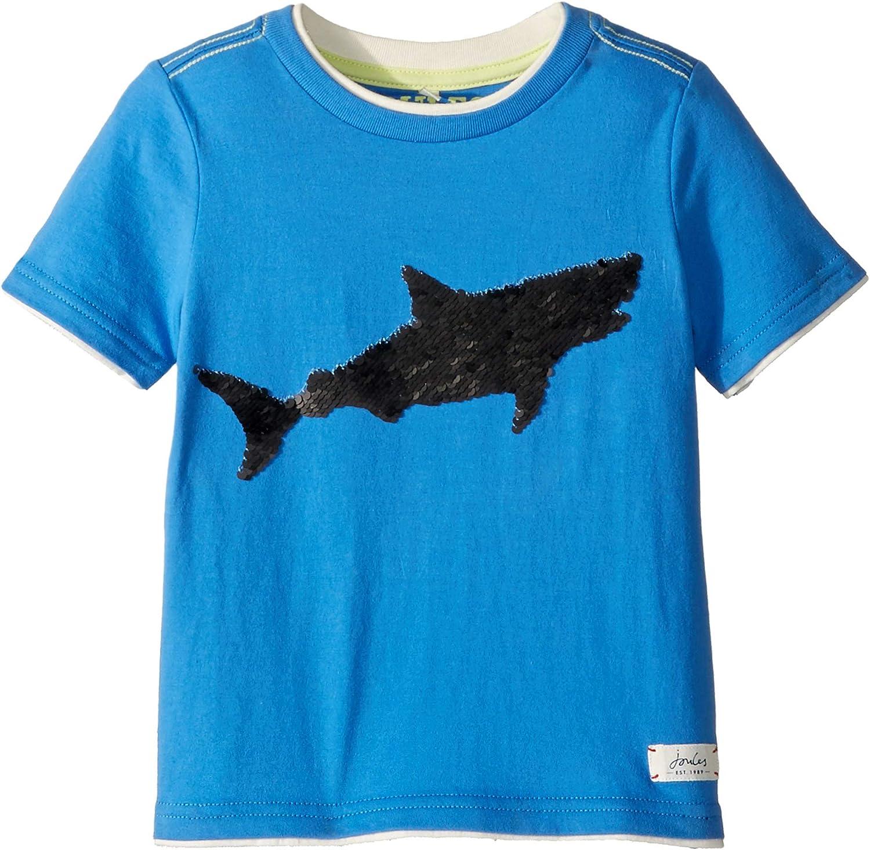 Joules Kids Baby Boys Cullen T-Shirt Toddler//Little Kids//Big Kids