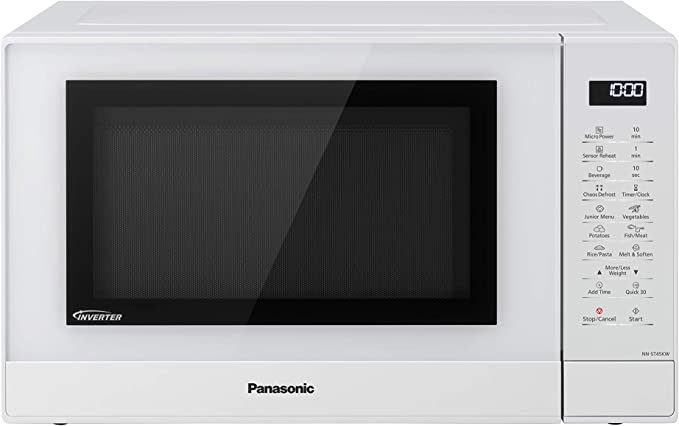 Panasonic NN ST45KWBPQ Solo Microwave